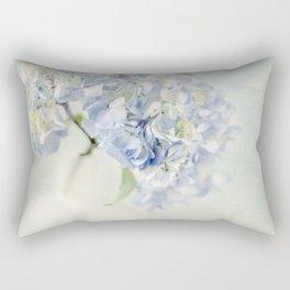 Hydrangea Bottle Rectangular Pillow