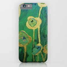 Lotus Blossoms in the Swamp iPhone 6s Slim Case