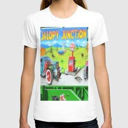 Jalopy Junction 3 T-shirt