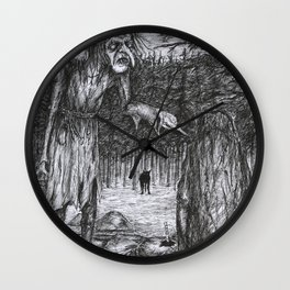 Draugar\Who'll Get The Deadman's Soul? Wall Clock