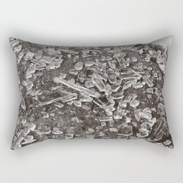 Glass Rectangular Pillow