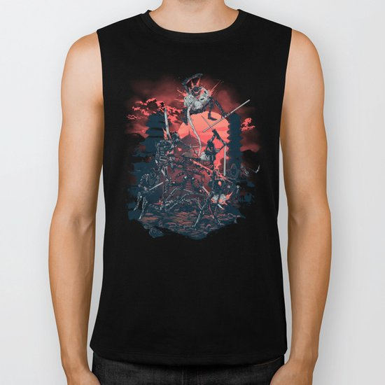 The Showdown Biker Tank