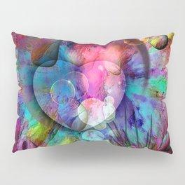 Fantasy of Love by Nico Bielow Pillow Sham