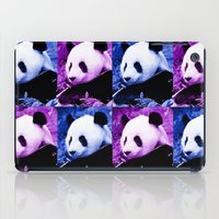pandas iPad Cases featuring Pandas by SwanniePhotoArt