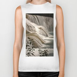 Waterfall Biker Tank