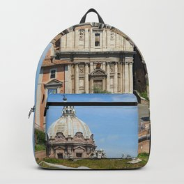 Roman Forum (Rome, Italy) Backpack