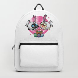 Poopie & Doopie - Happy Easter! Backpack
