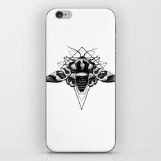 Geometric Moth iPhone & iPod Skin