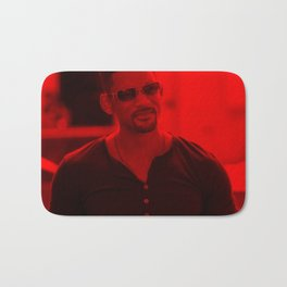 Will Smith - Celebrity (Photographic Art) Bath Mat