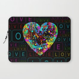 Sweet Valentine ! Laptop Sleeve