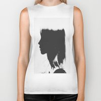 silhouette Biker Tanks featuring Silhouette   by Jane Lacey Smith
