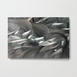 Clementia Metal Print