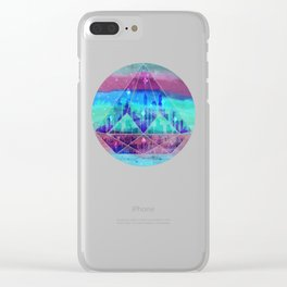 The Lost City Clear iPhone Case