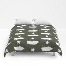 AAV-7 Amphibious Assault Vehicle Comforters