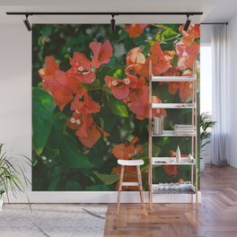 Tropical Hawaii IV Wall Mural