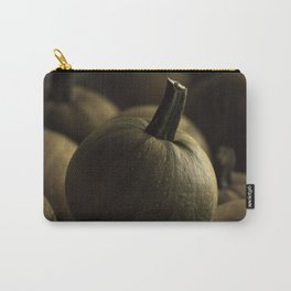 Pumpkin In The Dark Carry-All Pouch