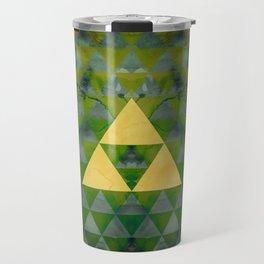 Link Geometry Travel Mug