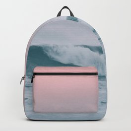 Pale ocean Backpack