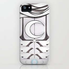 Moonlight Knight iPhone Case
