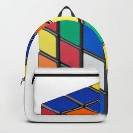 Magic Cube Backpack