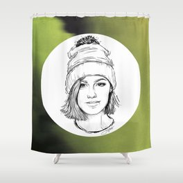 JENNA. Shower Curtain