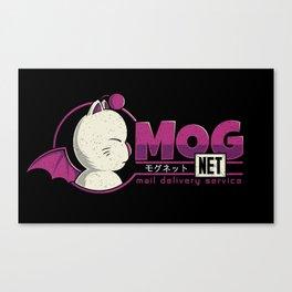 Mognet Canvas Print