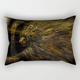 Archer and The Target Rectangular Pillow