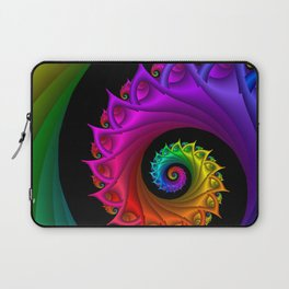 life is colorful -3- Laptop Sleeve