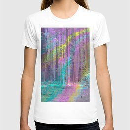 Forest from Inside a Bubble T-shirt