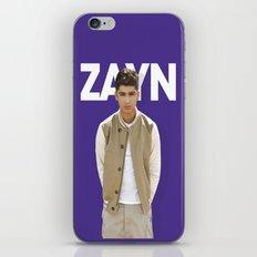 One Direction - Zayn Malik iPhone & iPod Skin