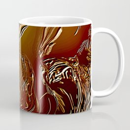 Golden Hour in the Forest Coffee Mug