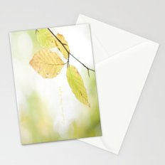 Lost In The Light  Stationery Cards