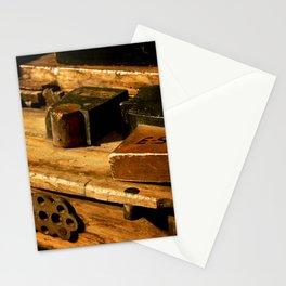 Railroad Workshop Stationery Cards