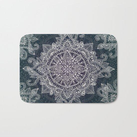 Mandala Magic  Bath Mat