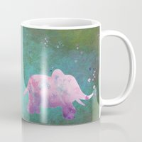 hindu Mugs featuring Love is in the air I by Better HOME