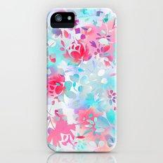 Floral Spirit 1 Slim Case iPhone (5, 5s)