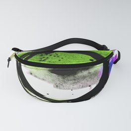 Enso Abstraction o. 113O by Kathy Morton Stanion Fanny Pack