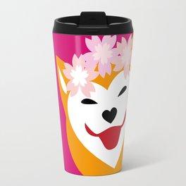 Spring Inu Travel Mug