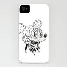 Zombie Mickey iPhone (4, 4s) Slim Case