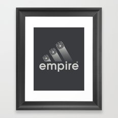 Brand Wars: Empire Framed Art Print
