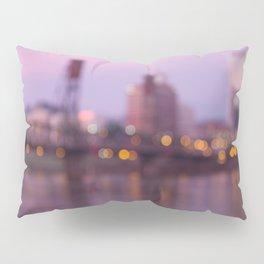 Portland at Dawn Pillow Sham