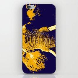 Elephant Pop Art iPhone Skin