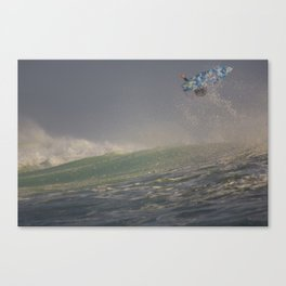 Surfer by Boone Speed Canvas Print