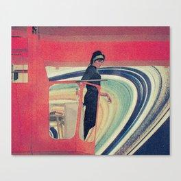 Rosie the Cosmic Riveter Canvas Print