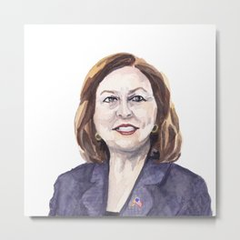 Women of the 113th - Sen. Deb Fischer Metal Print