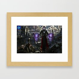 Revenant Framed Art Print