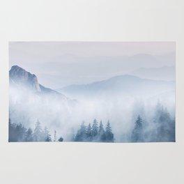 Pastel landscape 03 Rug