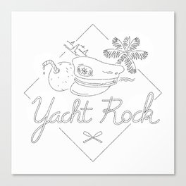 Yacht Rock Canvas Print