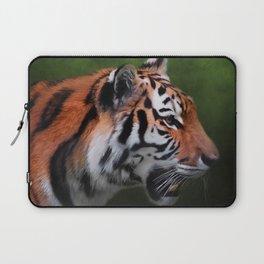 A Leader - Siberian Tiger Art Laptop Sleeve