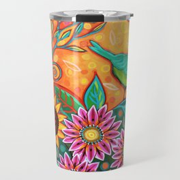 Bird Watcher Travel Mug